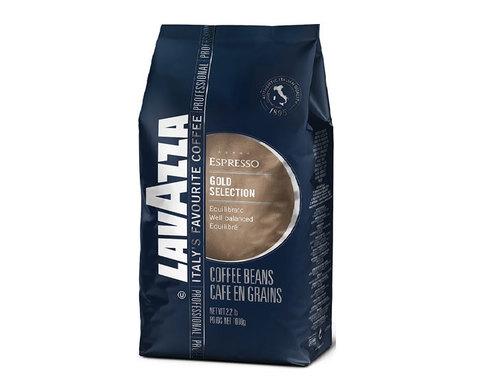 Кофе в зернах LavAzza Gold Selection, 1 кг (Лавацца)