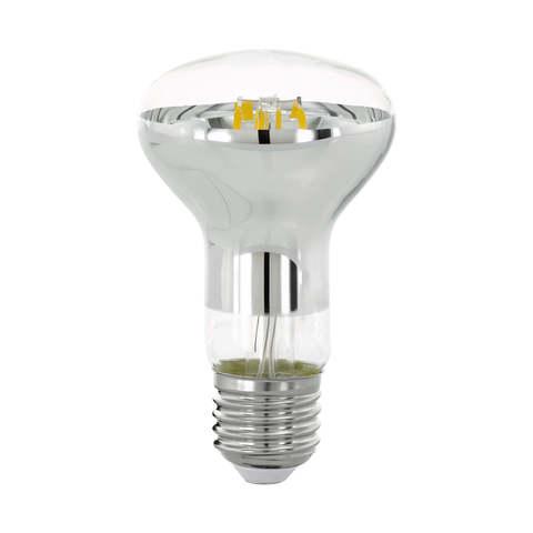Лампа  Eglo филаментная диммируемая LM LED E27 R63 2700K 11763