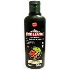 Шампунь без сульфатов для темных волос Kokliang