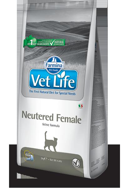Ветеринарные диеты Ветеринарный корм для стерилизованных кошек FARMINA Vet Life Neutered Female farmina-vet-life-feline-neutered-female_web.png