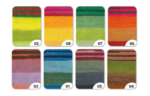 Gruendl Hot Socks Arco 01