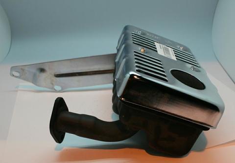 Глушитель DDE BG6000
