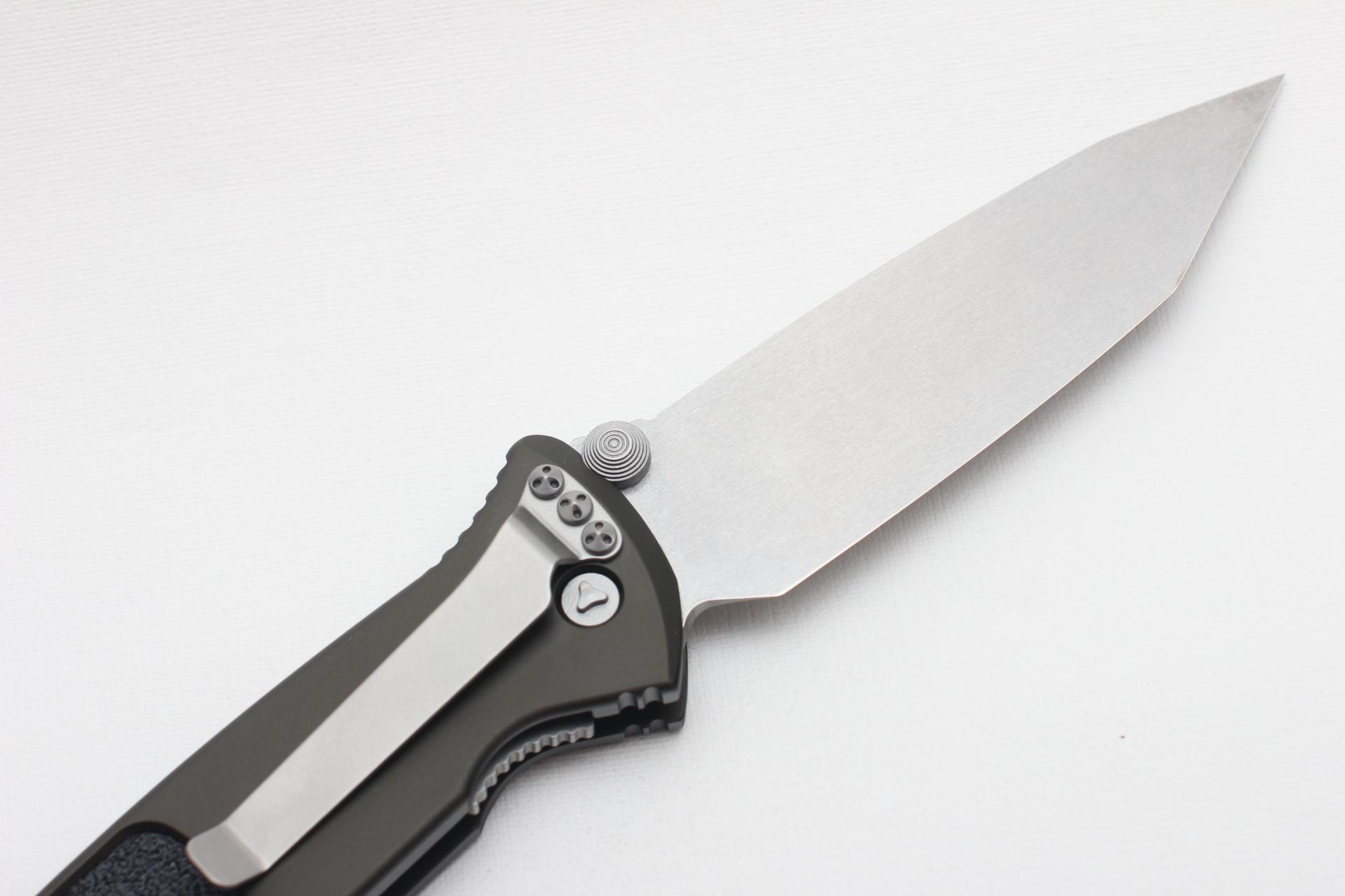 Нож Microtech MCT16210GR Socom Elite Satin - фотография