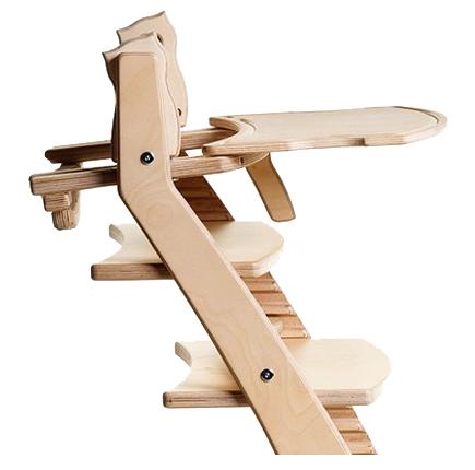 Комплект ограничителя со столиком для растущего стула Котокота (Kotokota)