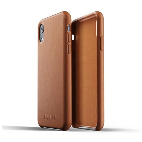Чехол Mujjo Full Leather Case iPhone XR