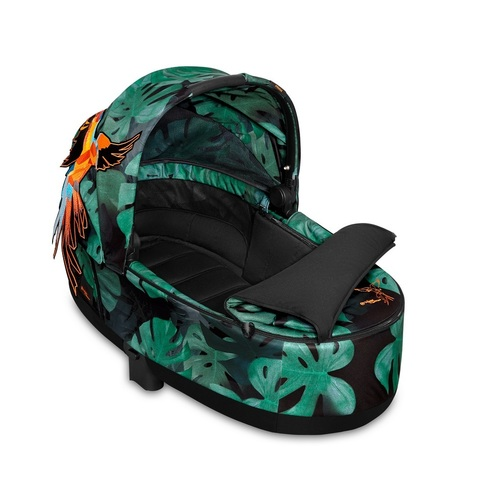 Cybex Priam III Lux Carrycot Birds of Paradise