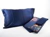 Постельное белье 2 спальное евро Mirabello Mariposa синее