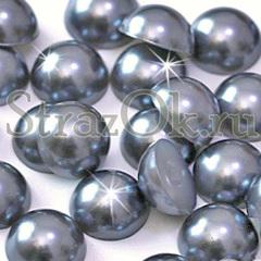 Купите полубусины Anthracite темно-серые в интернет-магазине StrazOK.ru