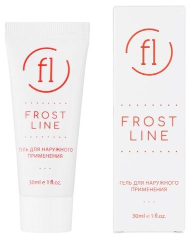 Frost Line, крем-гель анестетик, 30g