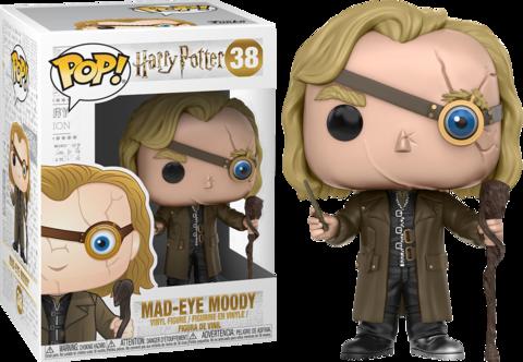 Фигурка Funko Pop! Movies: Harry Potter - Mad-Eye Moody