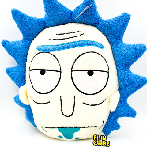 Подушка Rick and Morty Head