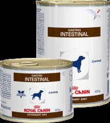 Консервы для собак, Royal Canin Gastro Intestinal, при нарушениях пищеварения