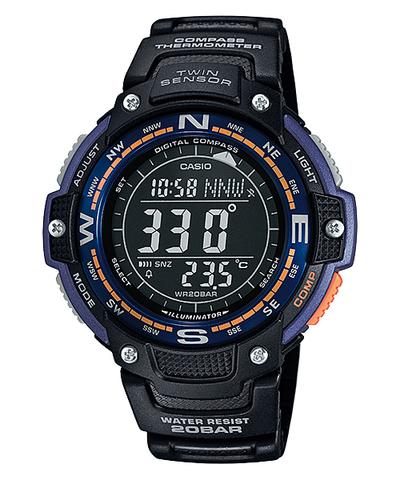 Купить Наручные часы Casio SGW-100-2BDR по доступной цене