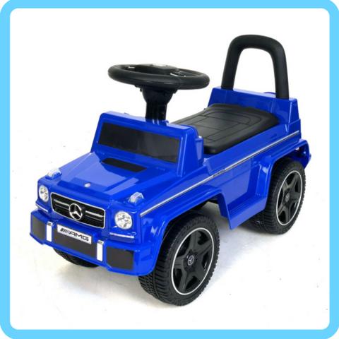 Толокар Mercedes-Benz G63 JQ663 (ЛИЦЕНЗИОННАЯ МОДЕЛЬ)
