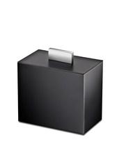 Емкость для косметики Windisch 88702NCR Black Collection