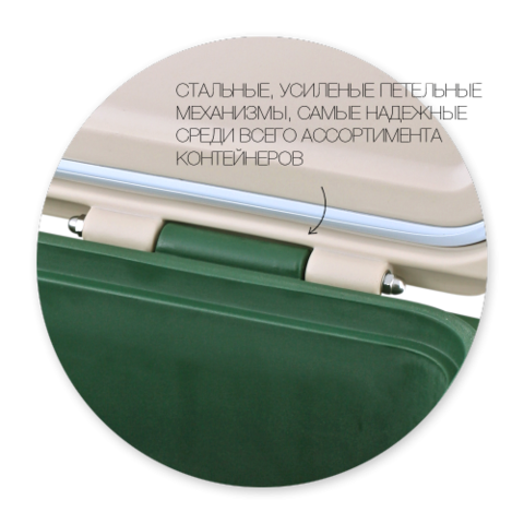 Термоконтейнер Igloo Yukon 70 (66 л)