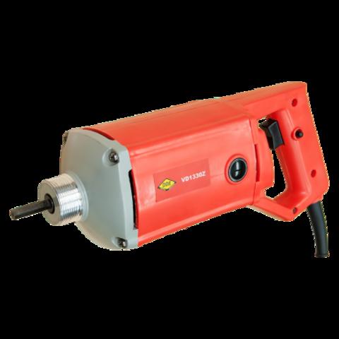 Вибратор глубинный DDE VD1330Z (1330 ВТ,13000 об мин,3,3 кг, вал  ZX35  2 м -3 м)