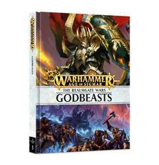The Realmgate Wars: Godbeasts (hardback)