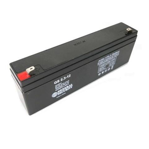 Аккумулятор GS (2.3-12) 12В 2,3А/ч