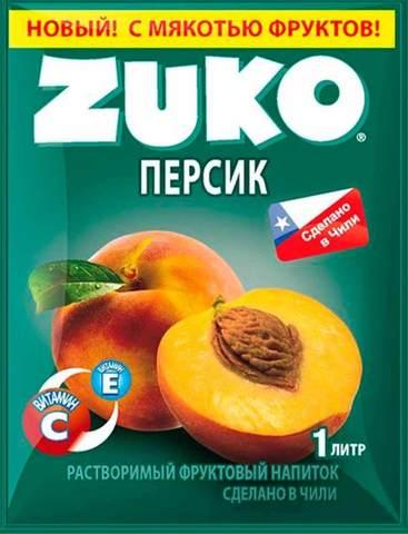 ZUKO 'Персик' в магазине Каша из топора