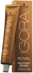 IGORA ROYAL power browns b-2 коричневый пепельный 60 мл
