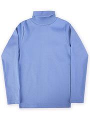 007-31 водолазка детская, голубая