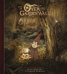 The Art of Over The Garden Wall (брак)