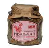 Иван-чай с красной рябиной ООО Природные Ресурсы Сибири 50 гр