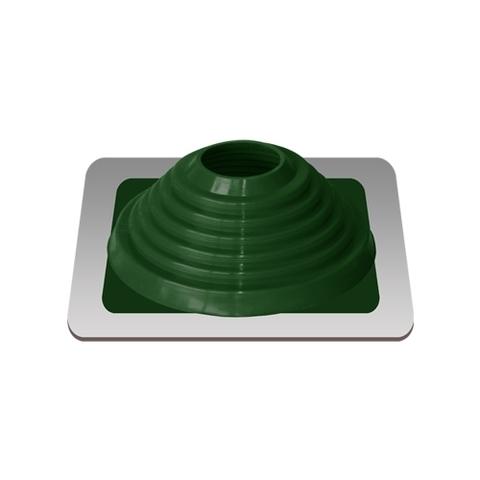 Уплотнитель кровельный угл.(203-280) №2 СИЛИКОН (Зеленый)