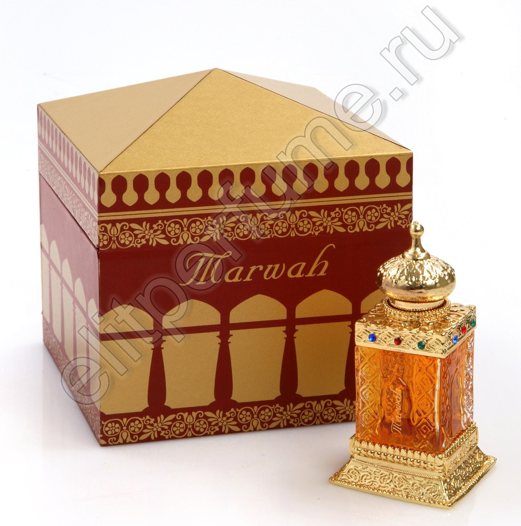 Марва Marwah 25 мл арабские масляные духи от Аль Харамайн Al Haramain Perfumes