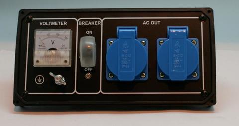 Панель контрольная DDE BG2500