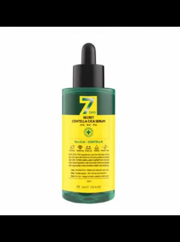 Сыворотка для лица с центеллой 7days secret centella cica serum, 50 ml