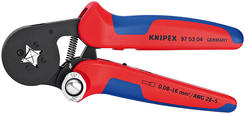 Опрессовщик Knipex KN-975304