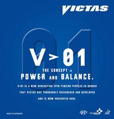 Накладка Victas V>01