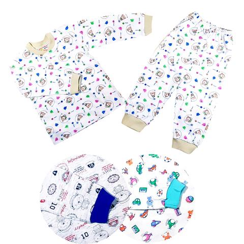 Пижама хлопок м (1-4) 180210-63