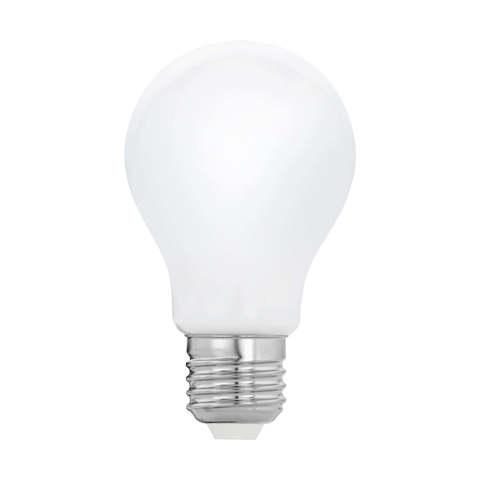 """Лампа  Eglo филаментная """"Милки"""" опал. стекло LM LED E27 2700K 11765"""