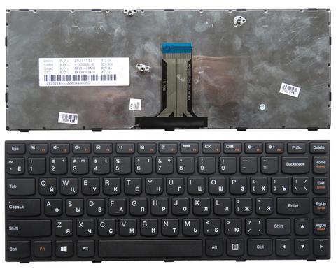 Клавиатура Lenovo FLEX 14 PN 25-213957, 25213957, 9Z.NAASW.L0R, NSK-BLLSW