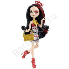 Кукла Ever After High Лиззи Хартс  (Lizzie Hearts) - Книжная вечеринка (Book Party), Mattel