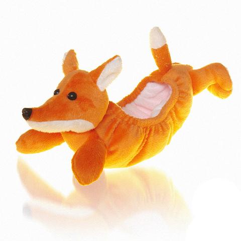 Сушки-игрушки «Лисенок»