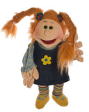 Living puppets. Кукла Танни