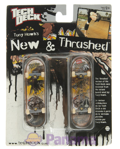Фингер TechDeck New and Trashed