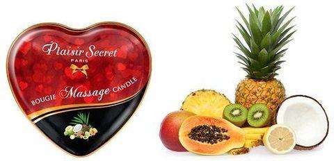 Massage candle - Экзотические фрукты (35 мл)