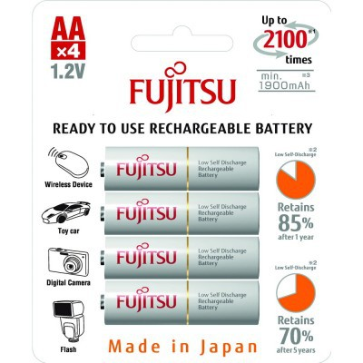 Аккумулятор Fujitsu HR-3UTCEX(4B) АА