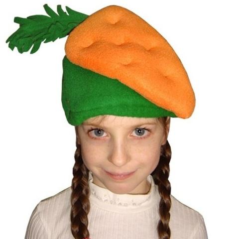 Шапочка Моркови