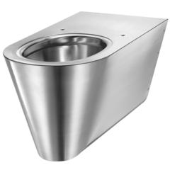 Чаша унитаза подвесного антивандальная Delabie 700 S 110710 фото