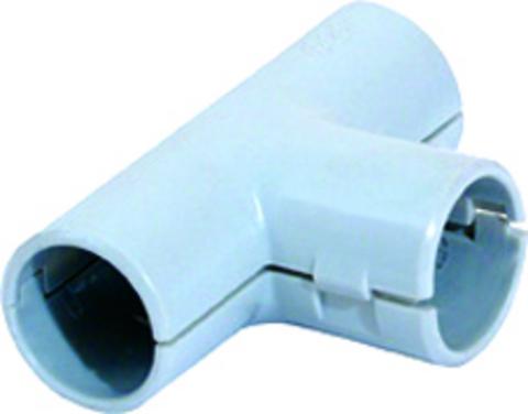 Тройник соед. для трубы 25 мм (25шт) TDM