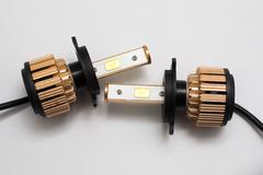 Комплект LED ламп головного света C-3 G6 H4 ,12V