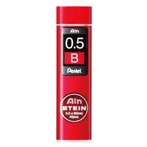 Грифели 0,5 мм Pentel Ain Stein B
