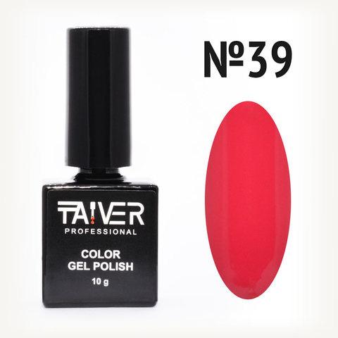 Гель-лак TAIVER 39