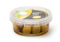 Оливки с косточкой в рассоле Ellenika, 270г